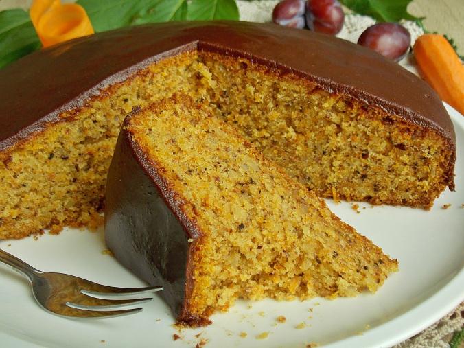 Морковный кекс самый простой и вкусный рецепт