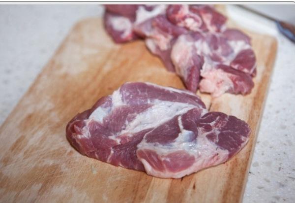 Мясо по капитански в духовке из свинины