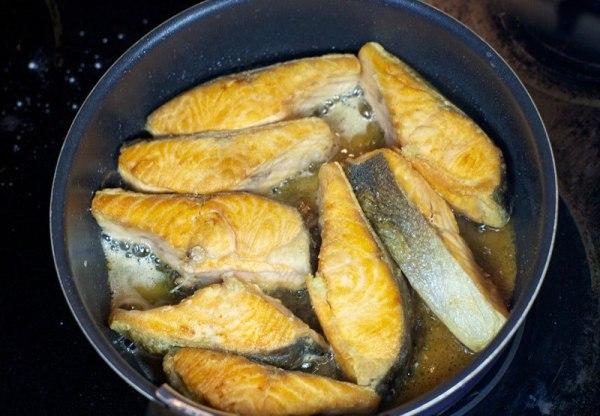 Как приготовить стейк из лосося в духовке