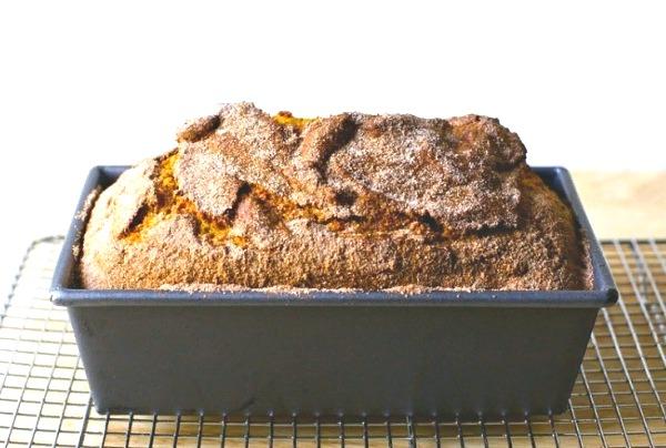 Рецепт тыквенного кекса в духовке