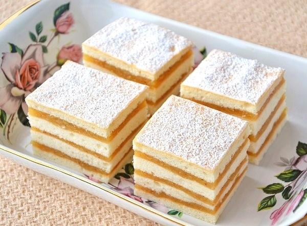 Простой рецепт бисквитного торта в домашних условиях
