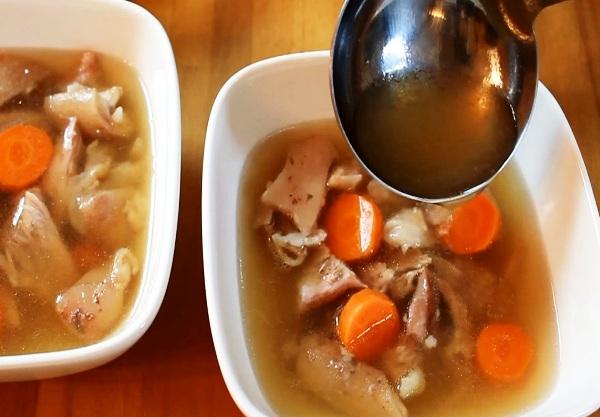 Холодец из говядины и свинины рецепт прозрачный
