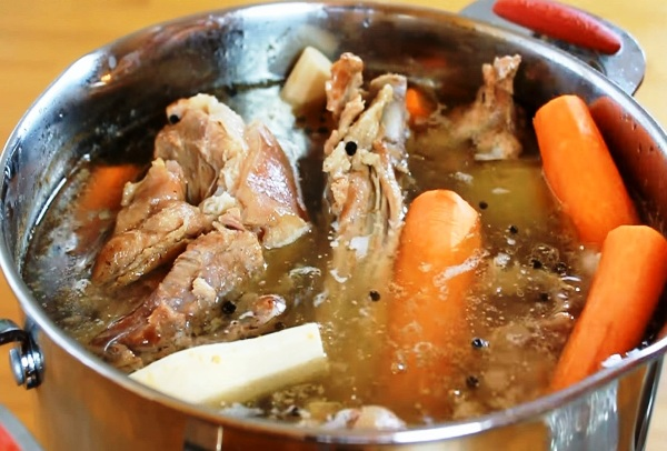 Как приготовить холодец из свинины