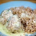 Тефтели в сливочном соусе на сковороде рецепт