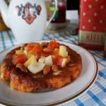 Гурьевская каша рецепт классический с фото