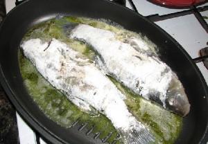Жареные караси в маринаде фото рецепт Коломна