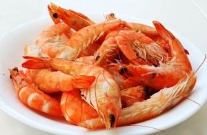 Креветки, жаренные с чесноком фото рецепт Коломна