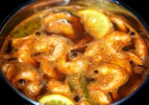 Как правильно варить креветки фото рецепт Коломна